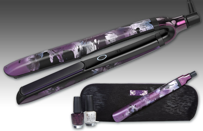 Beauty Market y ghd regalan 6 stylers ghd platinum nocturne