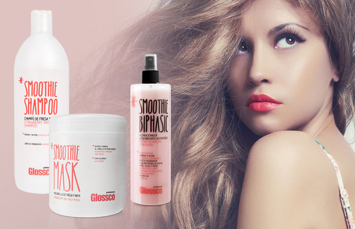 Beauty Market y Glossco Professional regalan 6 packs de productos para conseguir un cabello perfecto