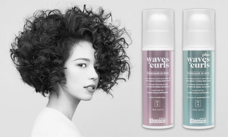 Glossco Professional - Waves & Curls