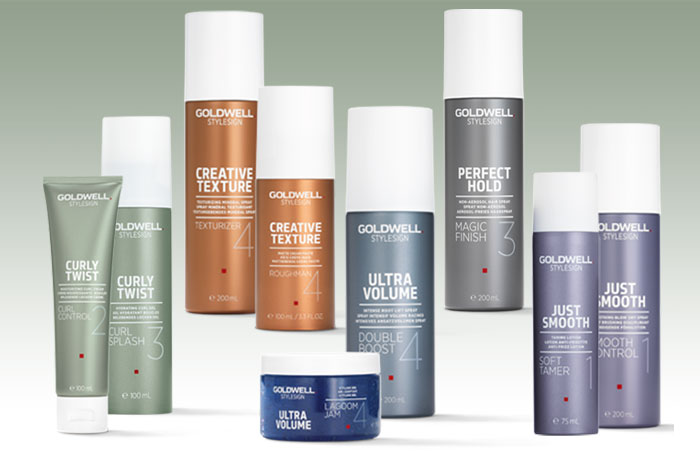 Beauty Market y Goldwell regalan 6 lotes de innovadores productos Goldwell de styling