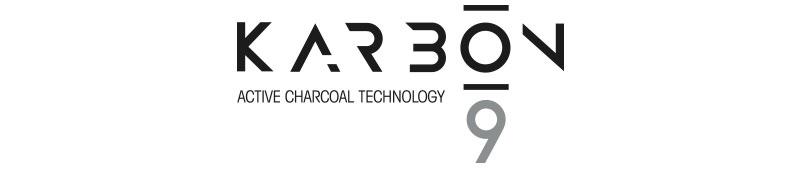 Karbon 9, línea purificadora para regenerar los cabellos dañados