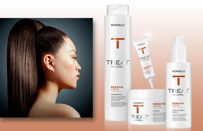 Beautymarket y Montibello regalan 6 packs de productos antirrotura con queratina